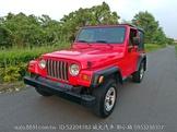 [誠大小珀]1996年 Jeep Wrangler 藍哥 稀有軟蓬 自排原廠無改