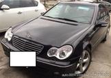 HH 2006年 Benz/賓士 C200 1.8CC