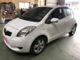售 2009年7月 YARIS 白色 G版 車牌沒換 車價23.8萬