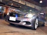 科技鈦灰.低調沉穩中不失強大性能 G37 Sport Coupe