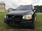 VOLVO XC90 T6 2.9 黑色天窗正一手七人座休旅車【澄湖】