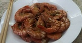 懶人食譜-胡椒蝦