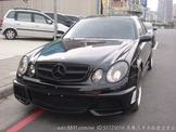 搶便宜趁現在 03年賓士W211 E500 改裝十幾萬 氣氛讚 歡迎賞車試乘促銷