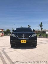 Lexus Rx350 頂級 4輪傳動 全景天窗 可全貸 實車拍攝