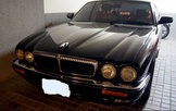 Jaguar XJ sport 1995年