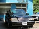 古馳上嚴選 1995年出廠 BENZ C280 性能優 車況好