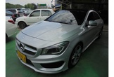 Benz/朋馳 CLA250 119萬 銀色 2013