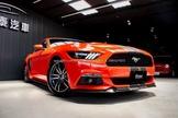 正2016年 福特Mustang 野馬 純跑5萬6 全車原版件 全額貸/免頭款