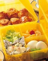 生菜沙拉野餐盒