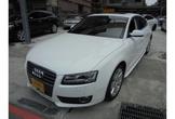 Audi/奧迪 A5-Quattro 95萬 白色 2011