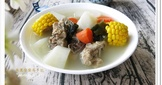 [玉米蘿蔔昆布排骨湯] 湯鮮味美小方法