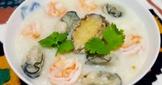 鮑魚海鮮粥