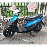 山葉JOG50經濟代步車