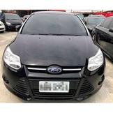 【廠牌】: Ford【車種】:Focus 5D  【年份】:2013【顏色】:黑