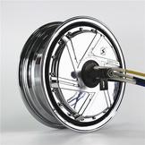 全順電機13寸高功率10000W12000W旋風版電鍍大功率電動車電摩電機