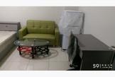 優質套房,獨立陽台個人洗衣機,近南科