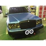BENZ W124 300E 24 完全翻新古董車 完整度高 藏家首選
