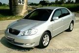 2004年  豐田-Altis/歐提司  1.8L