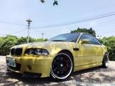 自售BMW E46 M3 歐規原廠6速手排 耗材更新 原版件 車況優