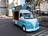 行動餐車 胖卡 菱利 鷗翼 專利的 可客製化訂做