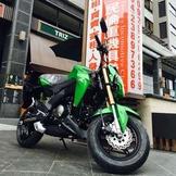 售 :全新2015年 KAWASAKI   Z125 AUTO