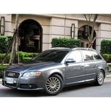 奧迪 A4 Avant 柴油渦輪增壓 電動天窗 #S-line套件 #8顆安全氣囊 安全性能絕對足夠