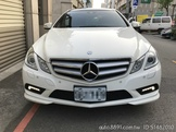 總代理 Benz E350 COUPE / 賓士 正 2011 3.5L