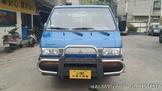2003年三菱~得利卡 篷式 防撞桿  2.0L  藍色3人座 手排