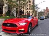 【易達】正2015年 Ford 火紅敞篷野馬 數量稀少 開在路上就是吸睛!