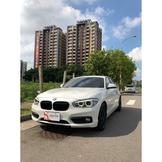 市場少見1.5升三缸渦輪小改款 BMW 118i