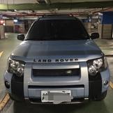 自售 路虎 land rover 車況佳 藍色 三門 硬頂可拆 可變敞篷 越野車 原漆 外表漂亮 台中市中區可以看車