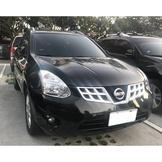 2013年 NISSAN Rogue 新車價99.9萬 黑