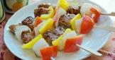 烤雞(腰內)肉串