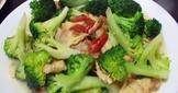 豆包綠花椰菜