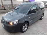 超美時尚貨車VW Caddy Van1.2手排少跑105匹馬力