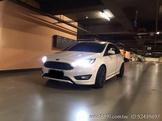自售2018 Focus 3.5 頂級版  自動停車 ikey 盲點 車道偏移