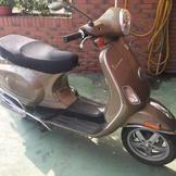 偉士牌 Vespa LX150ie 精亮銅 義大利原廠