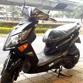 三陽 JETPower-Fi 125 黑 2011  【重新保養有保固】【中古二手機車】