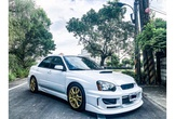 Subaru/速霸陸 IMPREZA 42.8萬 2003