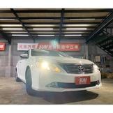 2012 Toyota Camry 2.0 白 非自售 代步車 實車實價