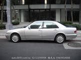 賓士總代理E240 V6/2.6L小改款/車主自售/全車無改/車況佳