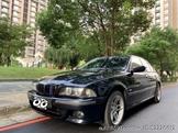BMW-2002年末代E39型525i-AC鋁圈含尾段-M5套件-192匹大馬力