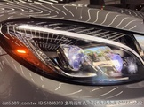 Benz 賓士 C300 AMG 4MATIC 少撞色 智慧型LED雙魚眼頭燈