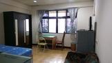 板橋火車站旁套房˙二大對外窗˙視野好˙空氣流通