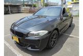 BMW/寶馬 520I 109.8萬 黑色 2011