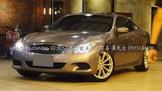 市場稀有/完美轎跑車/Infiniti G37S/力與美的完美結合/可全額貸