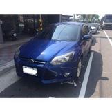 【FB搜尋桃園阿承】福特 超人氣FOCUS 2013年 2.0 藍色 二手車 中古車