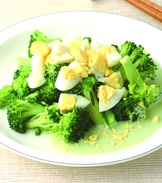 芥末青花菜