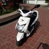 2014 YAMAHA 三代勁戰 125 碟煞版 白色