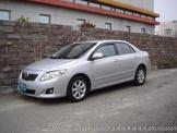 豐田2008年ALTIS1.8cc經濟省油穩定性高.耐操 保證實車實價保證車在庫銀色